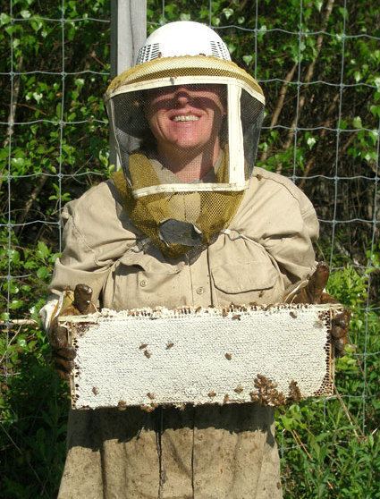Bee Pollination Services by Merrimack Valley Apiaries